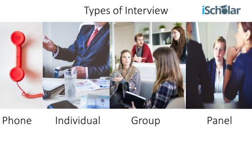 iScholar_Types of assessment and interview