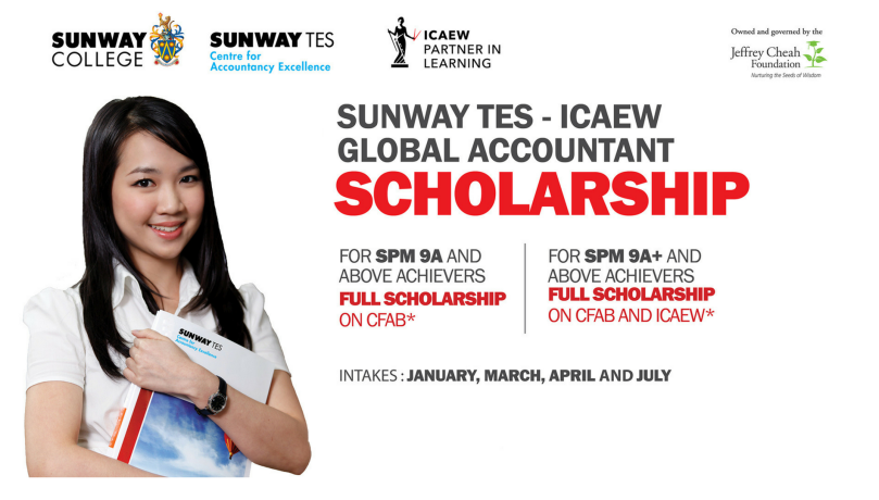 Sunway TES banner A